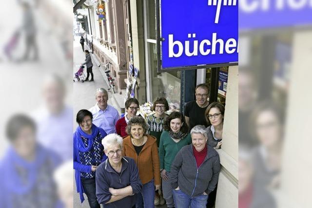 40 Jahre Buchhandlung jos fritz: Vom Szenetreff zum Dienstleister