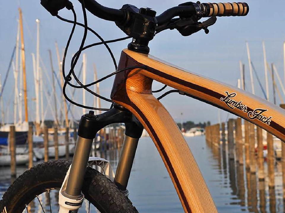 LJ Bicycles: Holzfahrrad  | Foto: privat