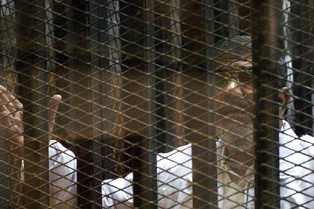 20 Jahre Haft für Mursi – erstes Urteil gegen Ex-Präsidenten