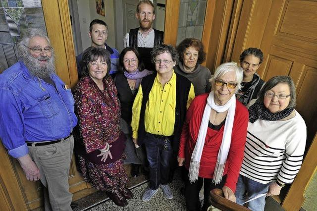 Ausstellung zu Euthanasiemorden an Freiburger Menschen