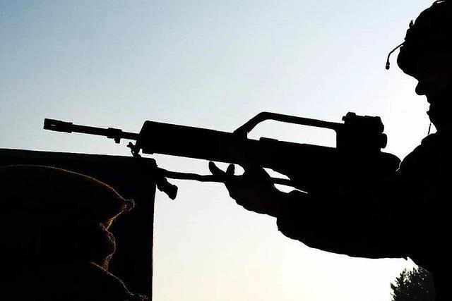 Von der Leyen: Keine Zukunft für Sturmgewehr G36