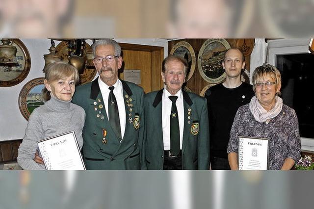 In acht Disziplinen stellen die Schützen Kreismeister