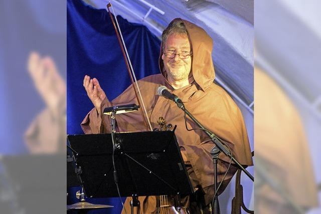 Der Mönch mit der Geige erzählt
