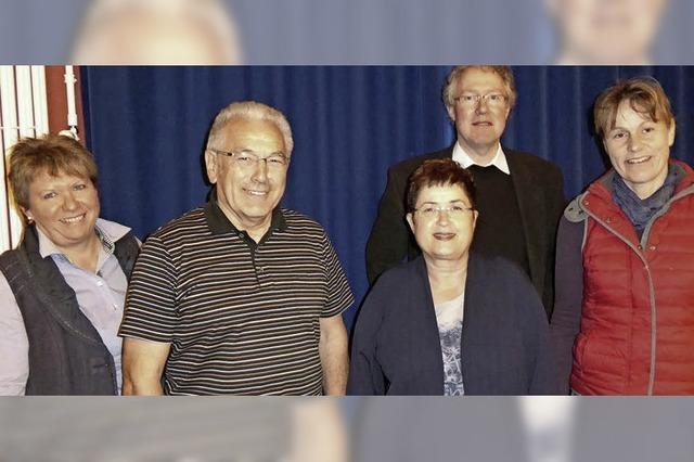 Pfarrgemeinderat wählt neues Vorstandsteam