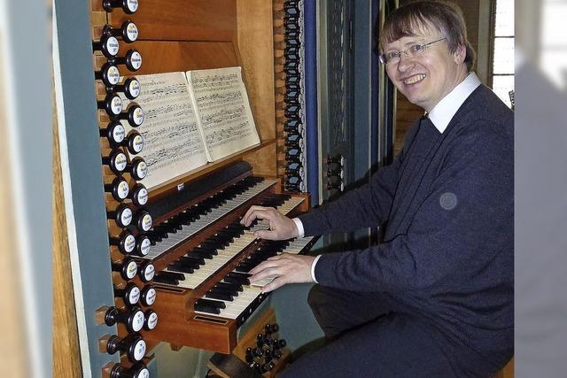 20. Jahrestag der Orgelerneuerung: Strahlendes Jubiläum