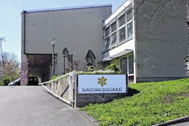Pilzbefall in der Dögginger Gauchachschule - Klassenzimmer geschlossen