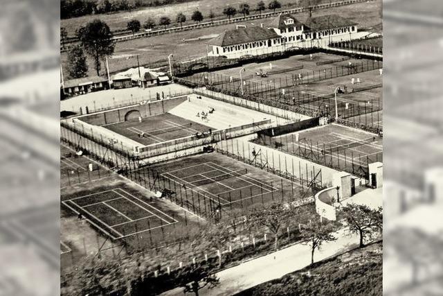 Nach 120 Jahren ist der Freiburger Tennis-Club so richtig in Feierlaune