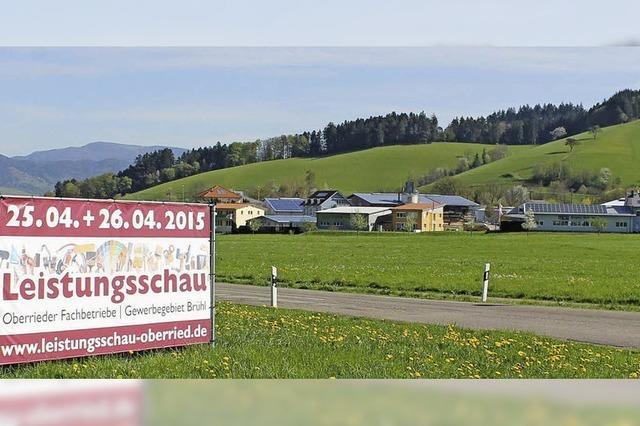 In Oberried kann der Bus des SC Freiburg besichtigt werden - und vieles mehr