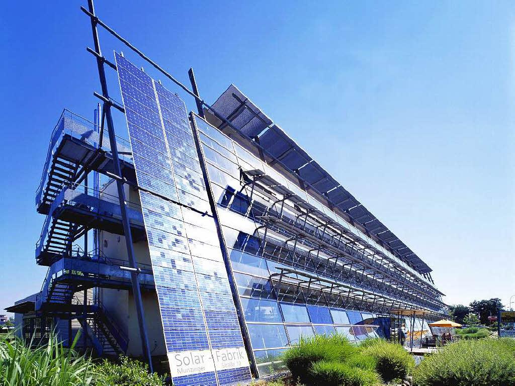 Solarfabrik Ag