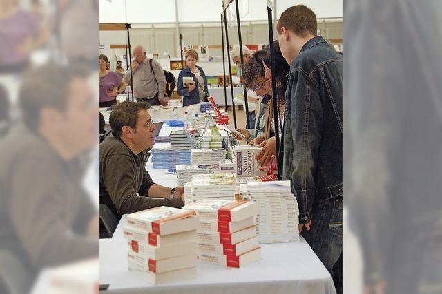 Berlin kommt nach Saint-Louis zur Buchmesse