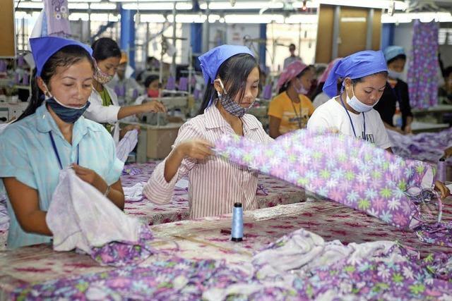 Textilbündnis strebt nach besseren Arbeitsbedingungen
