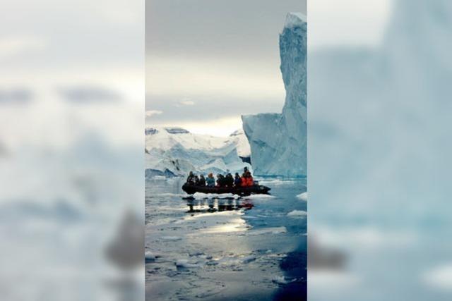 Ein Dorado ist die Arktis nicht