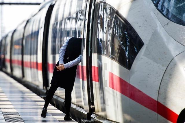 Bahnstreik zwingt zum Umsteigen