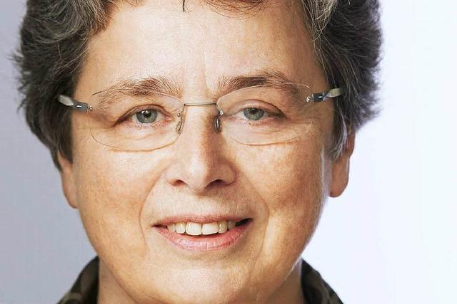 Grünen-Fraktionschefin Angelika Wald zieht sich aus der Kommunalpolitik zurück