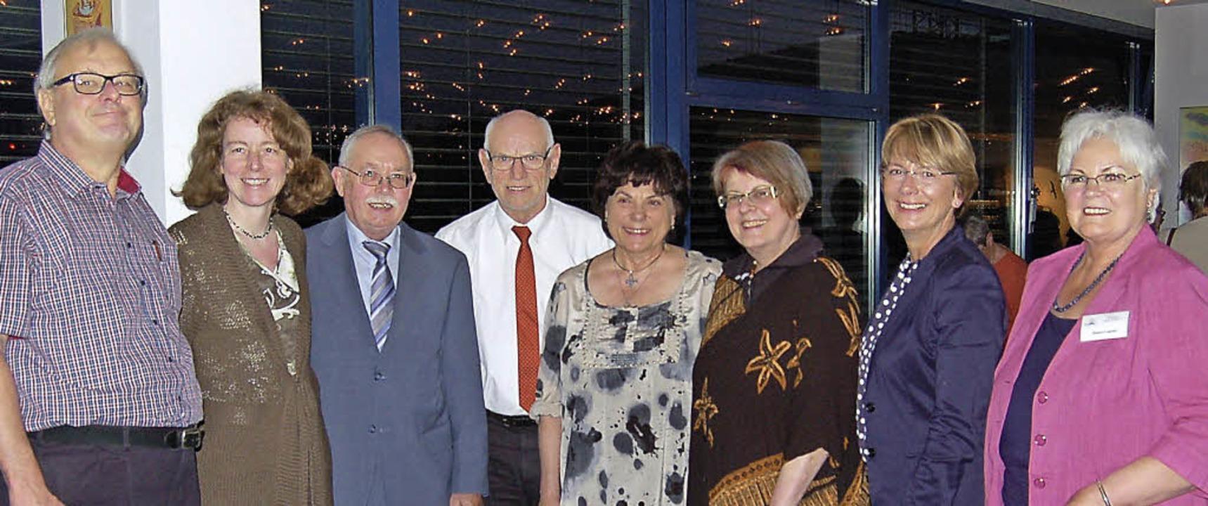 Der Vorstand des Förderkreises Hospiz am Buck   | Foto: Tamara Keller