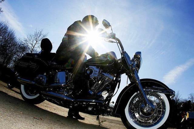 Bilanz: Zehn Prozent mehr Motorradunfälle in der Region