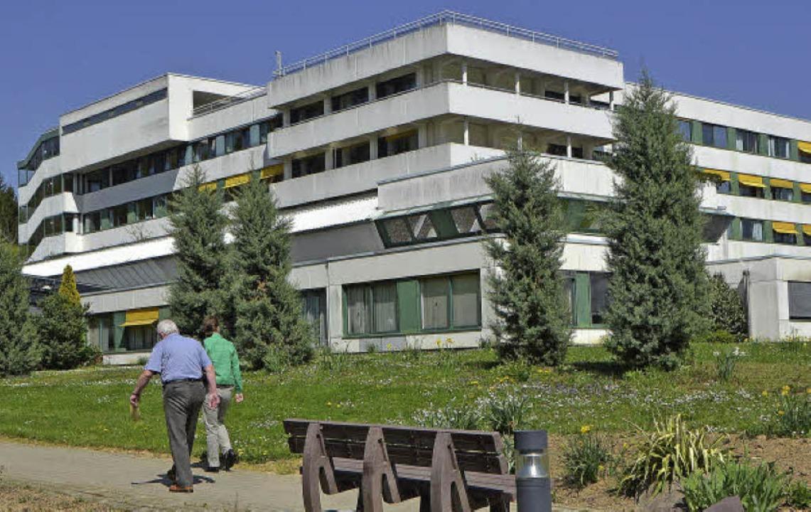 Die Zukunft des Kreiskrankenhausstandorts Rheinfelden wird neu diskutiert.   | Foto: Ingrid Böhm-Jacob
