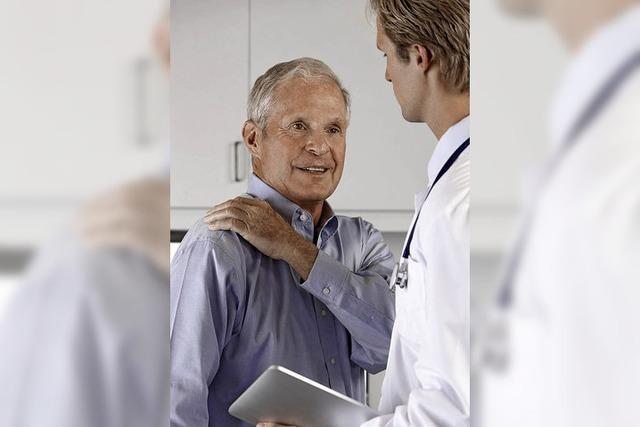 Kalkablagerungen in der Schulter: schmerzhaft, aber nicht hoffnungslos