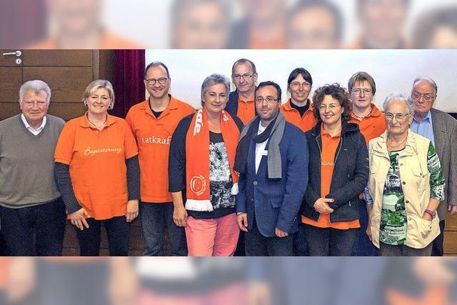 Die Kolpingfamilie Waldkirch geht mit neuer Vorsitzenden in die Zukunft