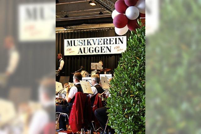 150 Jahre: Der Musikverein Auggen feiert großes Jubiläum