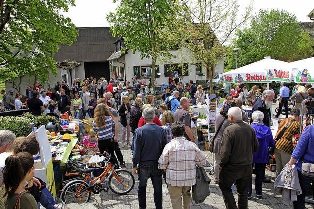 Frühlingsfest und Flohmarkt XXL