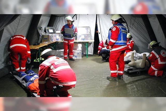 Das Rote Kreuz in Schopfheim verzeichnet viele Blutspenden und Bereitschaftsdienste