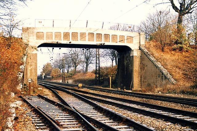 Vorgänger hielt 75 Jahre, die heutige Brücke ist keine 30 Jahre alt