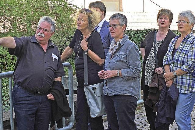 CDU auf Distanz zum Rückhaltebecken