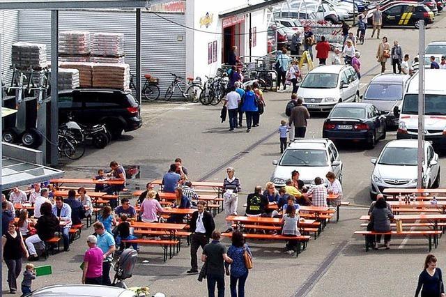 Verkaufsoffener Sonntag in Rheinfelden zieht Tausende Besucher an