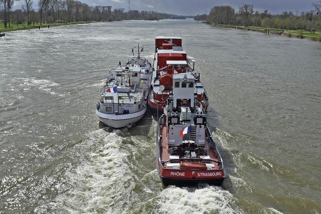 Übungsschiff für Feuerwehrleute