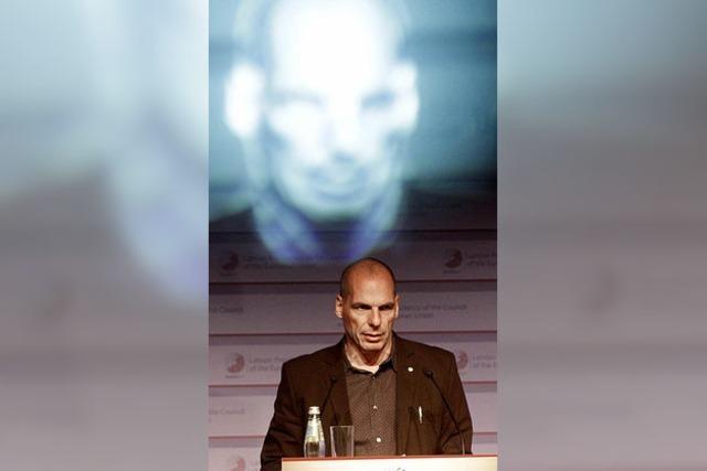 Auch im eigenen Land schwindet für Yanis Varoufakis der Rückhalt