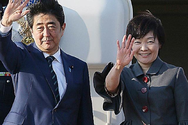Japan baut eine höchst umstrittene Tsunami-Schutzmauer