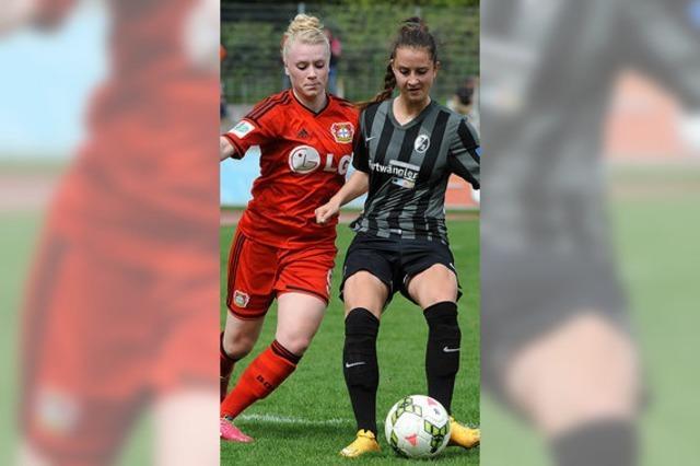 Die SC-Fußballerinnen verlieren 2:3 gegen Leverkusen