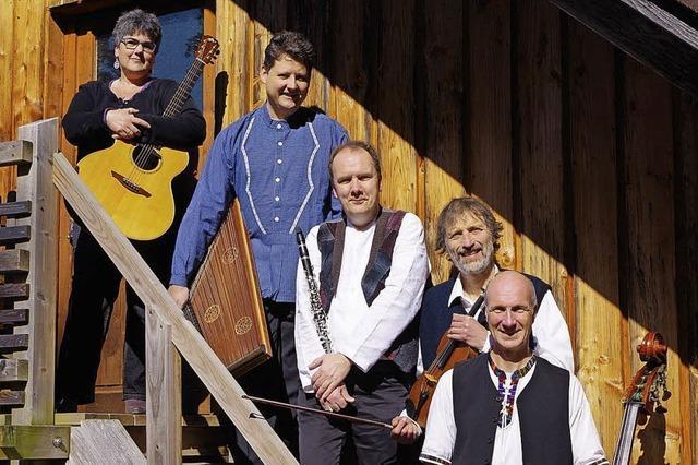 Schwarzwälder Stubenmusik in der Goldenen Krone in St. Märgen