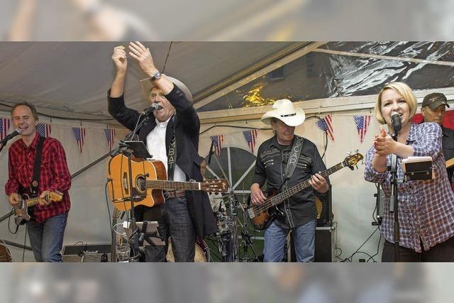 Country- und Westernfest in Rothaus