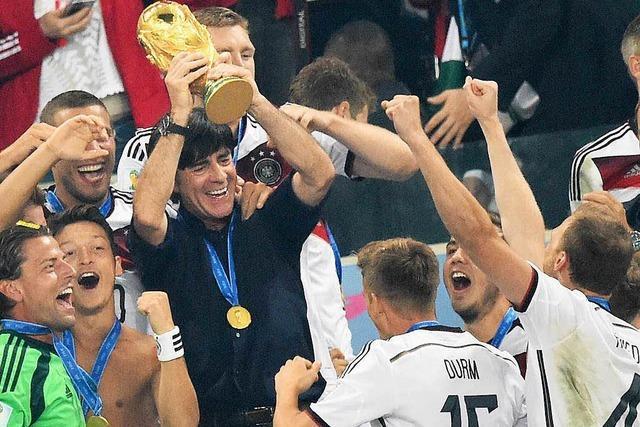 Der WM-Pokal kommt nach Hinterzarten