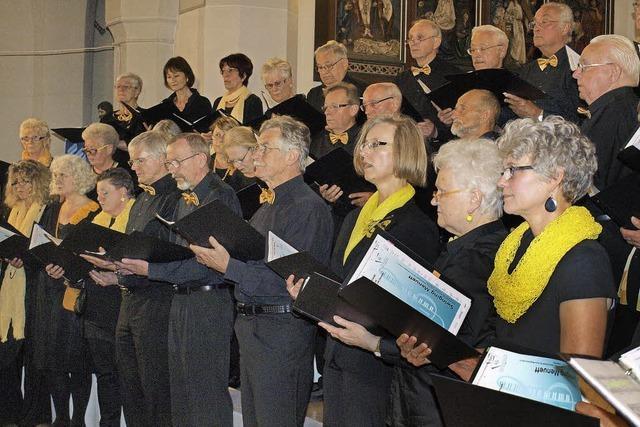 Chor Brombach: Ein großes Konzert