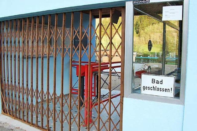 Für das alte und neue Schönauer Bad im Einsatz