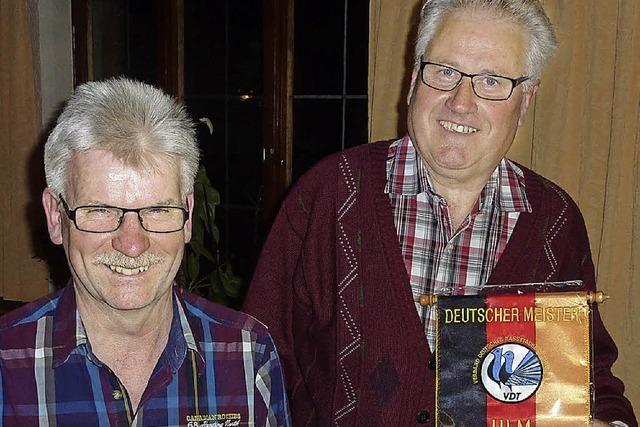 Zwei Deutsche Meister im Verein