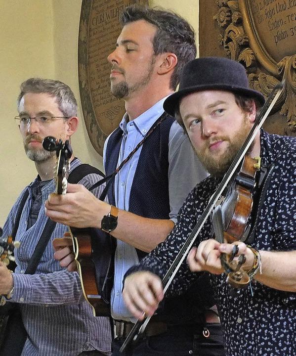 We Banjo 3 in Schpfheim   | Foto: David-Wenk