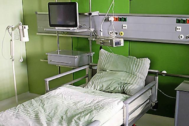 Jede zweite Klinik steckt im Minus