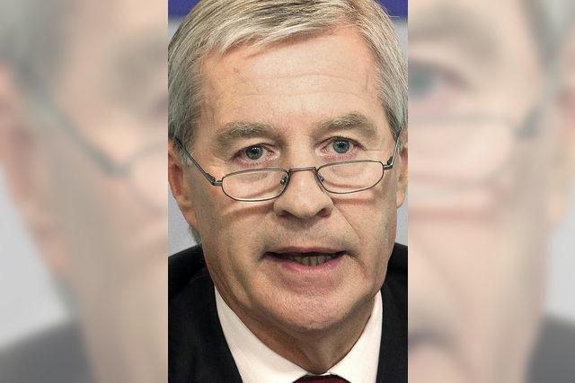 Jürgen Fitschen bleibt locker – für seine Verhältnisse