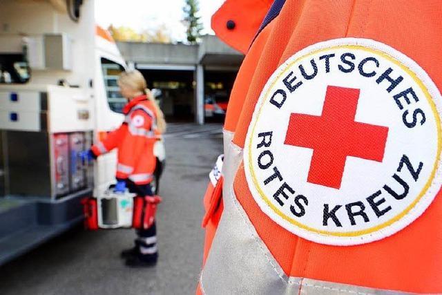 Patientin ist für kurze Untersuchung acht Stunden unterwegs