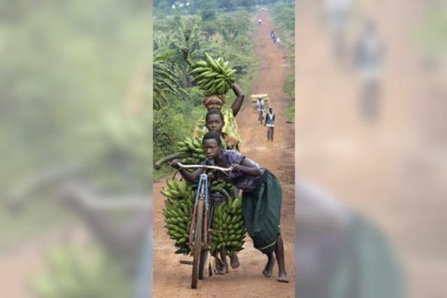 Unterwegs im Herzen Afrikas