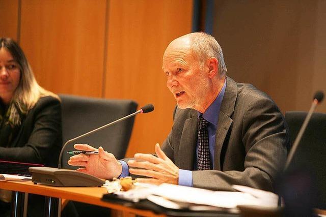 Bürgermeister Roesner kandidiert nicht mehr in Friesenheim