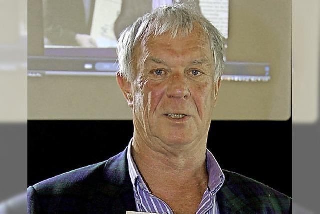 Gold für Helge Gutting