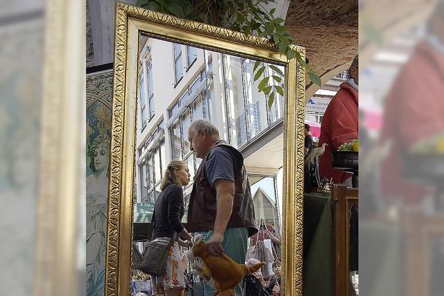 Altstadtflohmarkt in Emmendingen