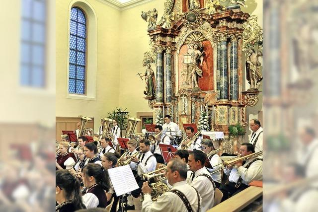 Kirchenkonzert als Klangerlebnis