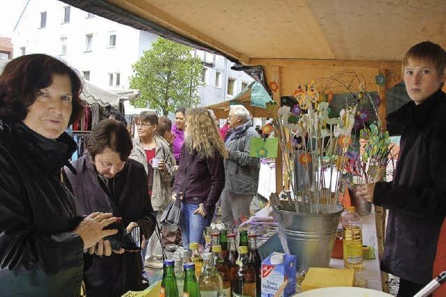 Maimarkt in der Wolfwinkelhalle Eisenbach