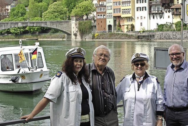 Auf des Rheins